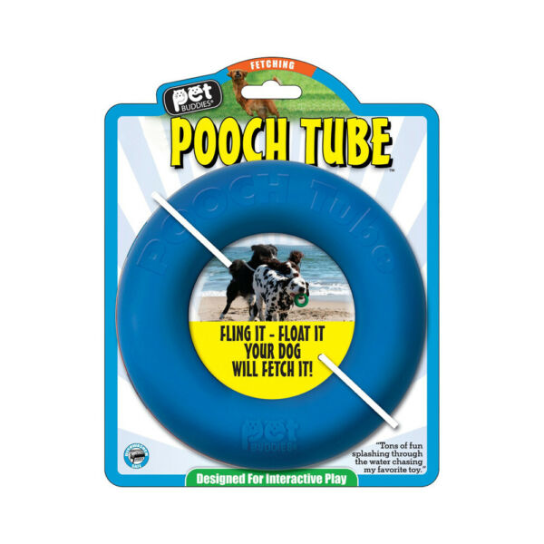POOCH TUBE MINI RED BLUE LIME & MAGENTA $9.59