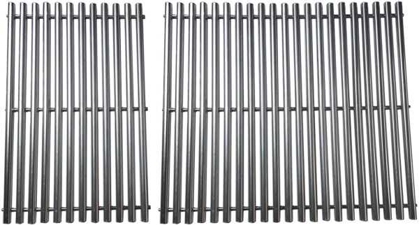 Stainless Steel Cooking Grates for Traeger Pellet Grill BAC367 34 1 2quot; x 19 3 8quot;