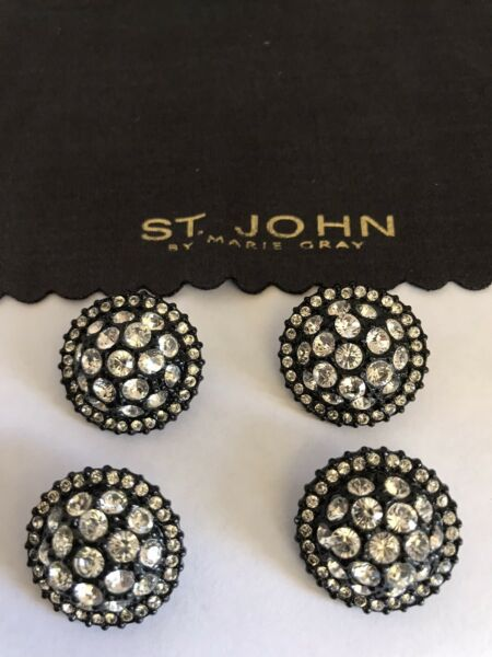 4 st john replacement buttons
