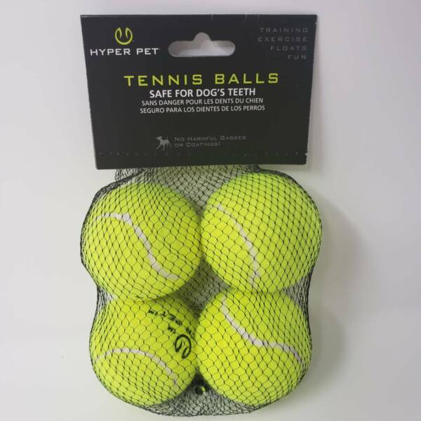 Tennis Balls For Dogs Pet Safe Dog Toys for Exercise Safe on Teeth Floats NEW $9.99