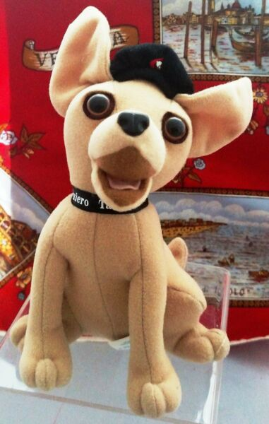 Chihuahua DOG Taco Bell Stuffed animal BEANIE 6quot; NO SOUND $6.99
