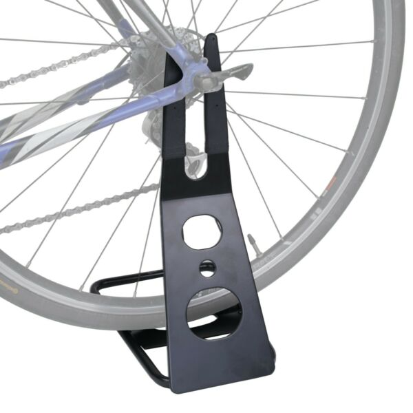 Lumintrail Bike Floor Hub Mount Rear Parking Rack Stand for Bicycles $34.99