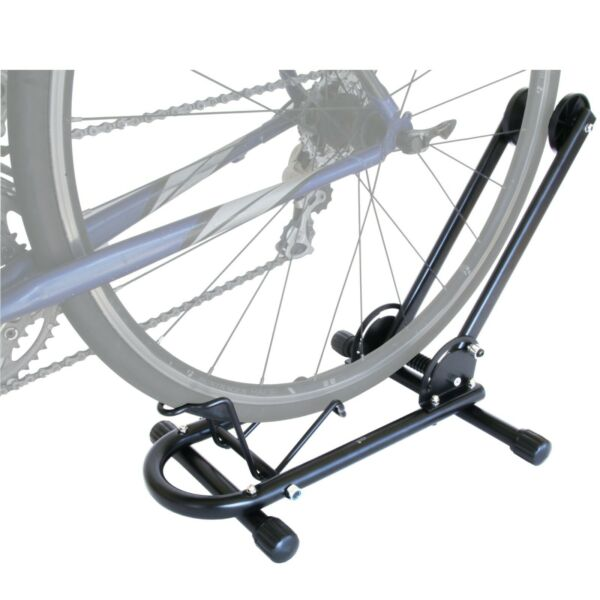 Lumintrail Bike Floor Storage Stand for 24quot; 28quot; Mountain Bikes and Road Bikes $43.76