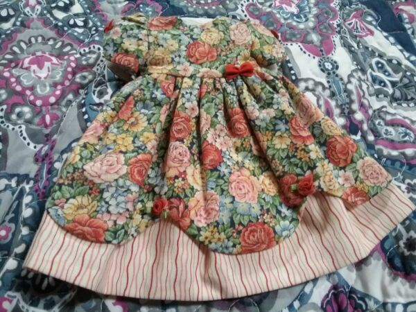 Dianna Effner pretty dress with bows