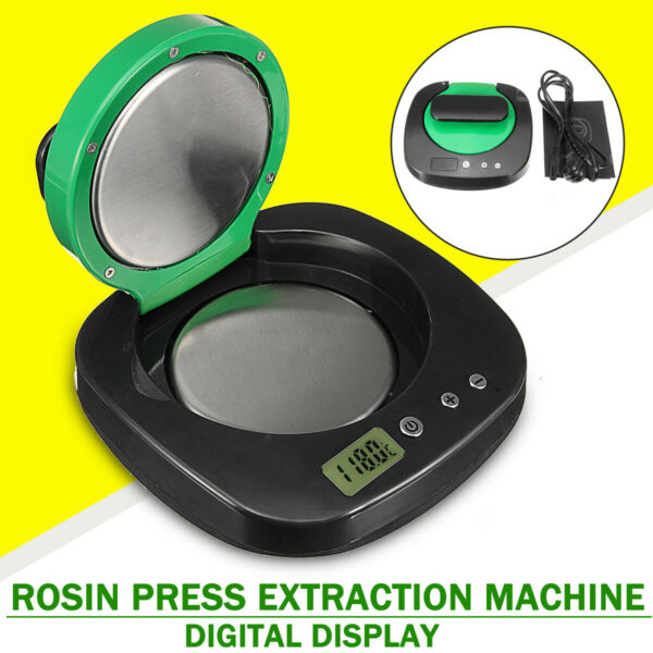 US Tarik T-Rex Rosin Press Extracting Heat Press Machine Oil Trex Machine Tech