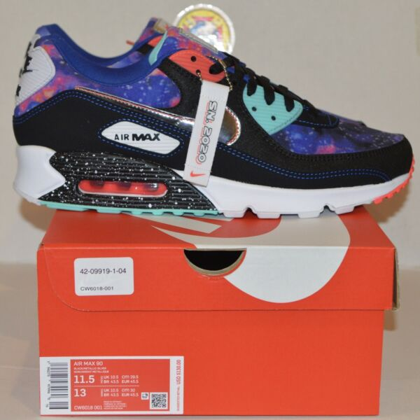 Nike Air Max 90 Galaxy SuperNova NEW Size 11.5 100% Authentic DS