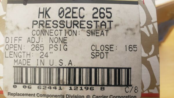 50DK407 948 Carrier Package Unit Wire Harness $300.00