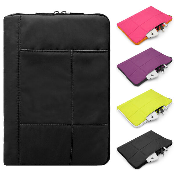 Soft Shock Proof Tablet Sleeve Pouch Case Cover Carry Bag For 11quot; Apple iPad Pro $9.99
