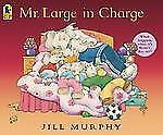 THE LARGE FAMILY MR. LARGE IN CHARGE Brand New Paperback Version Jill Murphy