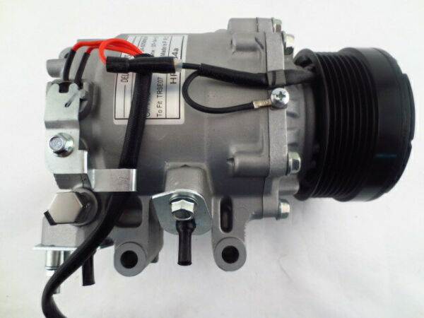 AC Compressor For Honda Civic 1.8L 2007 2008 2009 2010 2011 w/3pin Connector