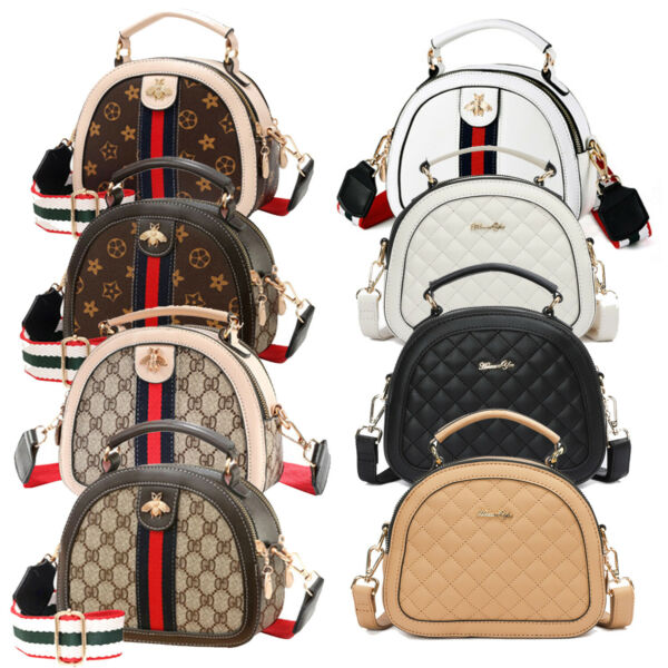 Women Shell Purse Shoulder Crossbody Bags Quilted Ladies Handbag Small Tote US $14.59