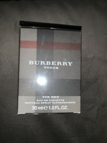 Burberry Touch by Burberry 1 oz EDT Cologne for Men New In Box $18.99