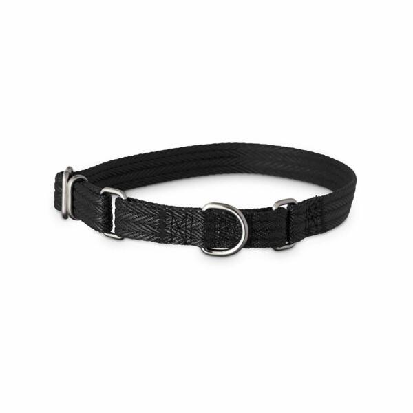 Good To Go Black Martingale Dog Collar Small Prevent Slipping out $13.45