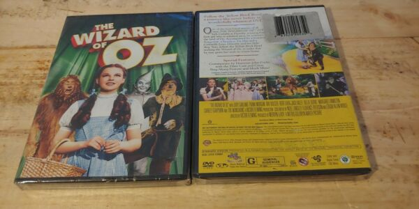 The Wizard of Oz (DVD Disc 2013) Judy Garland Frank Morgan - New SEALED $6.50