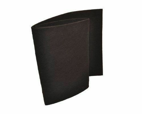 Carbon Pad Filter Cut To Fit Sheet Purifiers Charcoal Furnace Odor Remover 16x48 $20.75