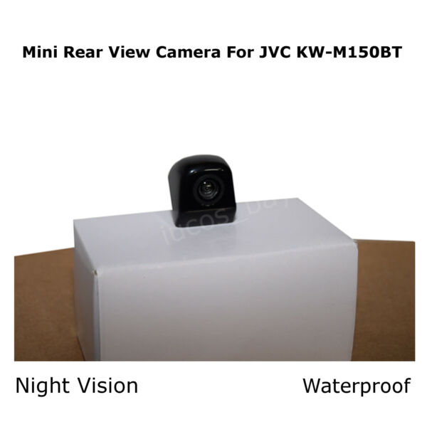 Mini Rear View Camera For JVCKW M150BT KWM150BT Waterproof Night Vision $29.95