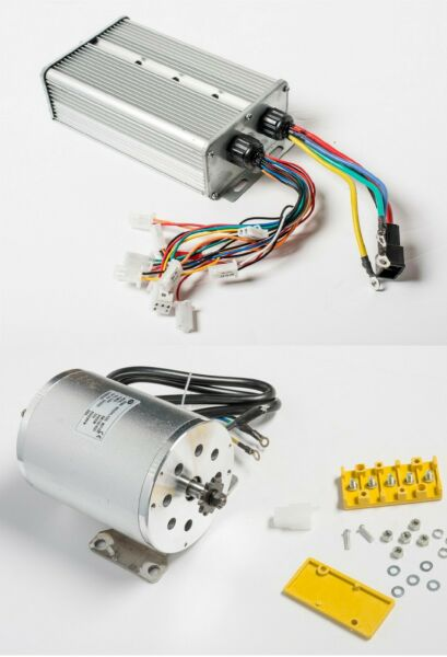 BOMA 3000W 72V BLDC electric motor w Base BM1109 w 48A controller GoKart Scooter $197.99
