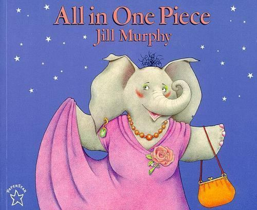 THE LARGE FAMILY All in One Piece Brand New Paperback Jill Murphy