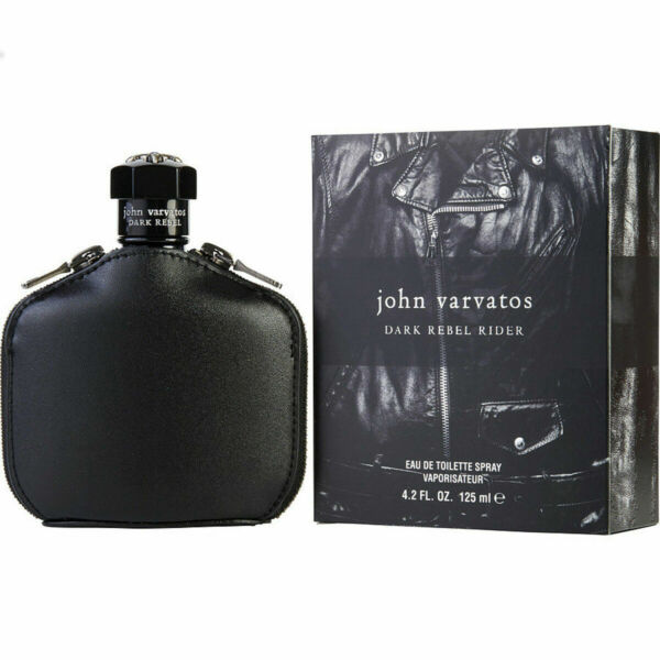 John Varvatos Dark Rebel Rider 4.2 oz EDT Cologne