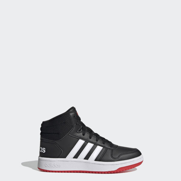 adidas Hoops 2.0 Mid Shoes Kids#x27;