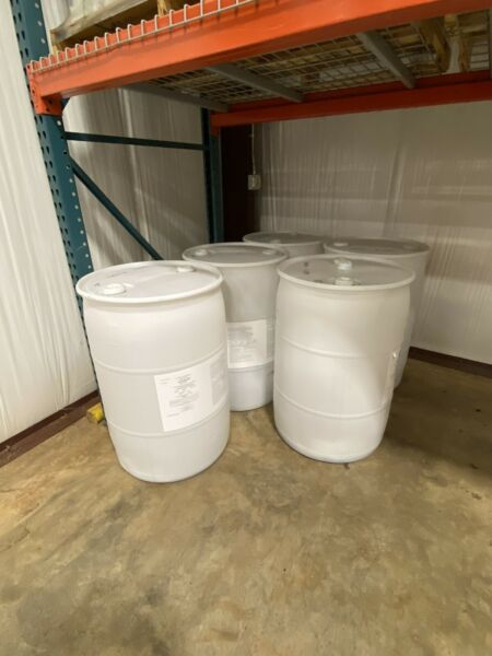 White Water Storage Barrel 55 Gallons Pick Up Only $25.00