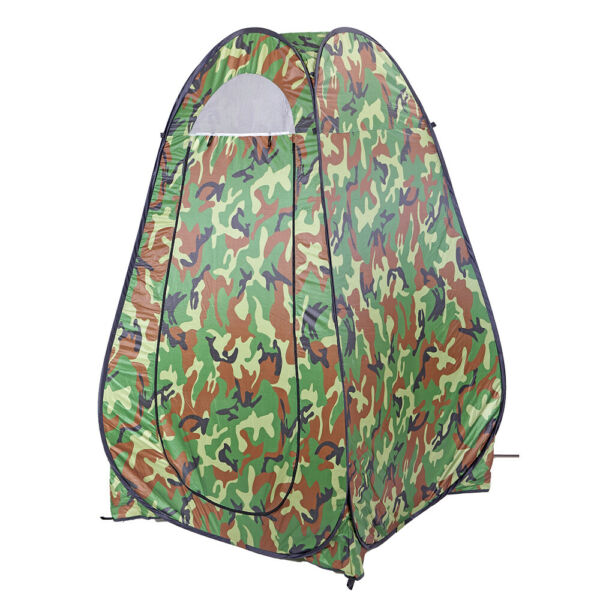 Pop Up Instant Portable Shower Tent Camping Outdoor Privacy Toilet Changing Room $37.99