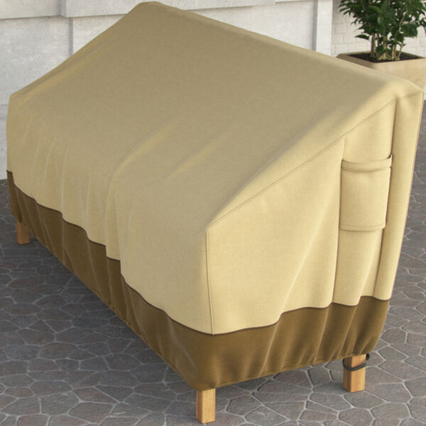 Dura Covers Outdoor Patio Waterproof Loveseat Sofa Cover Heavy Duty Fade Proof