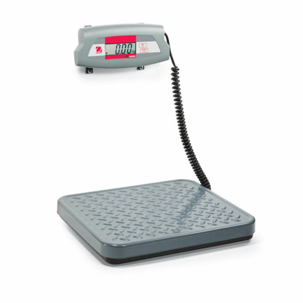Ohaus SD75 Digital Shipping amp; Receiving Scale 165 LB 75 KG Capacity