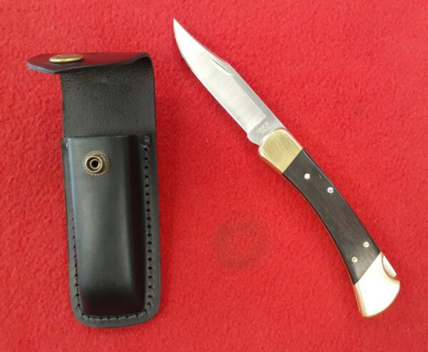 Buck Pocket Folding Knife 110 Plus with Case