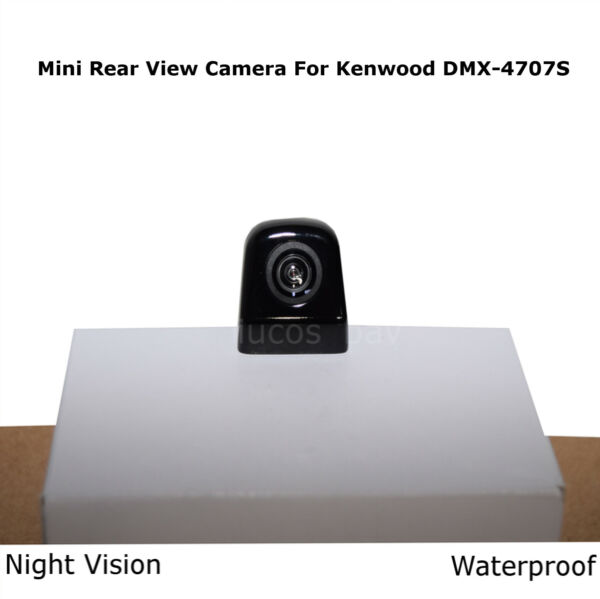 Mini Rear View Camera For KenwoodDMX 4707S DMX4707S Waterproof Night Vision $29.95