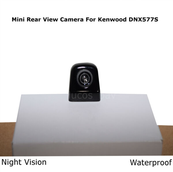 Mini Rear View Camera For KenwoodDNX577S Waterproof Night Vision $29.95