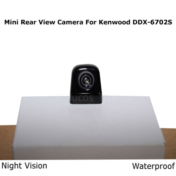 Mini Rear View Camera For KenwoodDDX 6702S DDX6702S Waterproof Night Vision $29.95