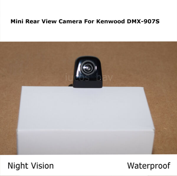 Mini Rear View Camera For KenwoodDMX 907S DMX907S Waterproof Night Vision $29.95