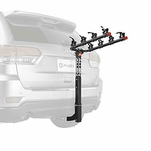 Brand New Allen Sports 4 Bike Hitch Racks for 2 in. Hitch Deluxe $137.66