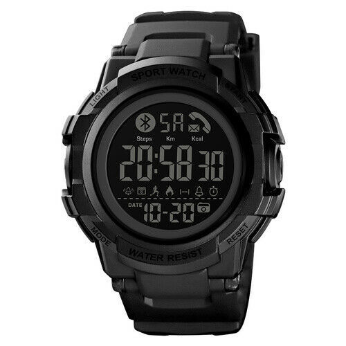 Men#x27;s Smart Military Digital Quartz Tactical Fashion Waterproof Sport Watch US