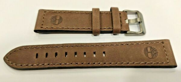 Watch Strap Band TIMBERLAND BLAKE TBL14645JSU12 Brown Original 22mm $55.00