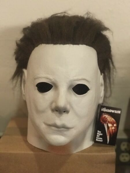 Boogeyman Halloween Mask Michael Myers 1978 by Trick or Treat Studios In Stock $53.99