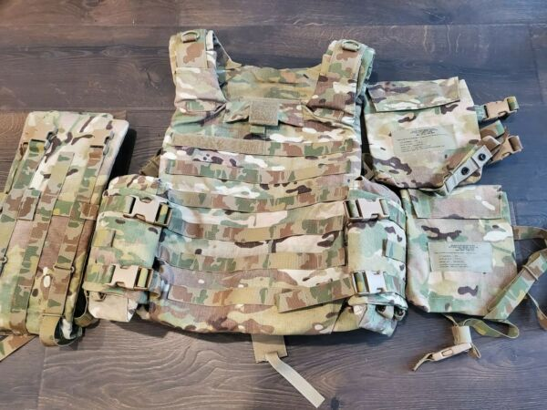 KDH Soldier Plate Carrier System Multicam XL SPCS $595.00
