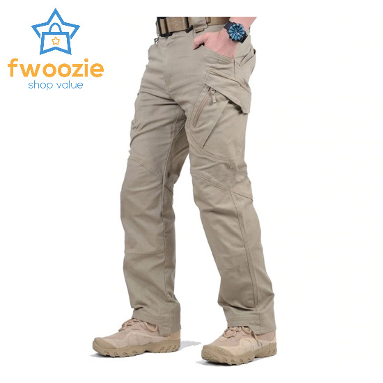 Tactical Pants Men Cargo Hunting Pants Army Combat Military for Men Casual USA