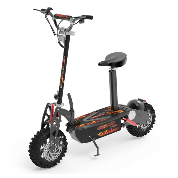Electric Scoote Brushlessr 1600W 36V Adult Electric Scooter Commuter Scooter $499.00