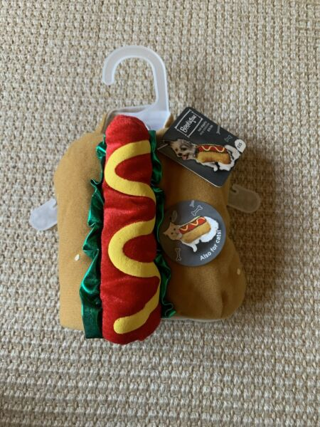 New BOOTIQUE DOG HALLOWEEN COSTUME hot Dog size Medium 15 17 In. $11.99