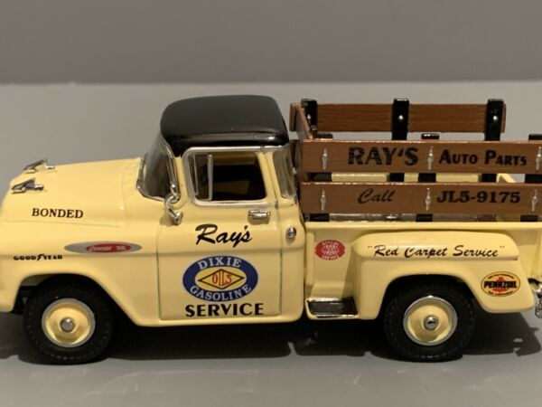 Dixie Gas Parts And Service 1957 CHEVY 3100 Matchbox Collectibles 1995 Diecast