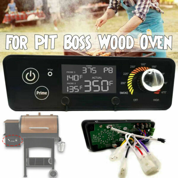 BBQ Digital Thermostat Control Board For Pit Boss Wood Oven Grills W LCD Display $19.99