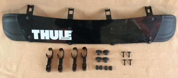 Thule 871XT Fairing 38quot; Air Wind Screen Roof Rack Shield Load Bar Mount Clips $99.95