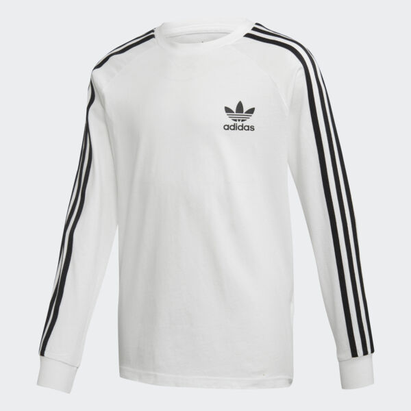 adidas Originals 3 Stripes Tee Kids#x27;