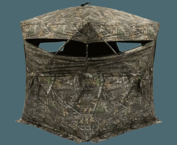 Hunting Blind Oversized 75quot; x 75quot; Realtree Edge Camo Hub Style