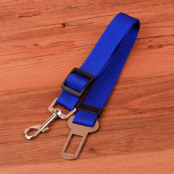 Dog Belt Dog Accessories Safety Lefdy Strong Leads Auto Traction Seat Belt YS $3.15