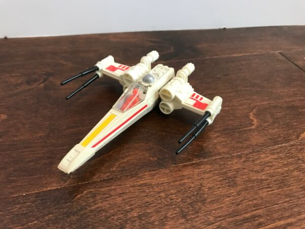 Vintage Kenner Die Cast X Wing Fighter 1978