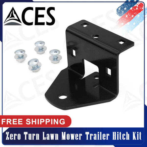 Zero Turn Lawn Mower Trailer Hitch Kit Fits Ariens Gravely Replaces 71514900