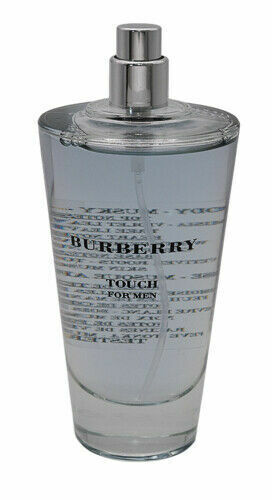 Burberry Touch by Burberry EDT Cologne for Men 3.3 3.4 oz Brand New Tester $27.99